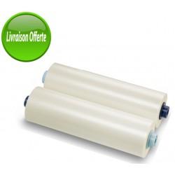 Rouleaux à plastifier 125 microns mates
