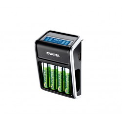 Chargeur pour piles rechargeables