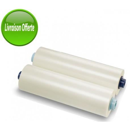 Rouleaux à plastifier 42.5 microns Mates