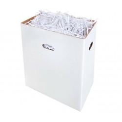 Boîtes en carton pour Destructeurs HSM